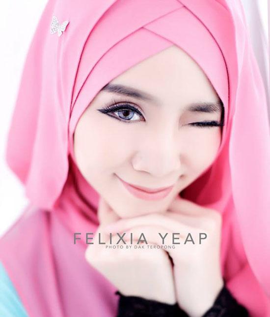 gambar cun Felixia Yeap
