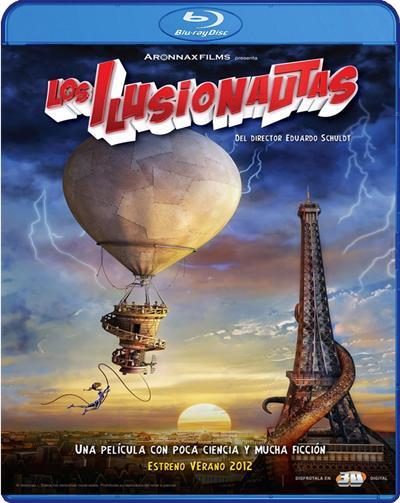 Los Ilusionautas (2012) HD 1080p Latino