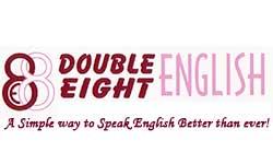 les bahasa inggris di surabaya Double Eight English