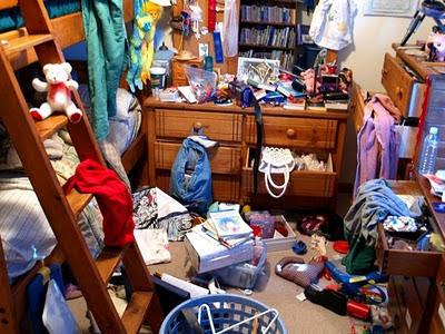 Resultado de imagem para desorganização