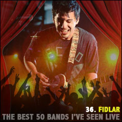 The Best 50 Bands I've Seen Live: 36. FIDLAR