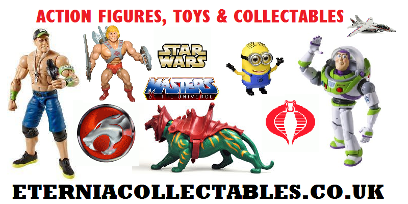 Eternia collectables Toys and reviews