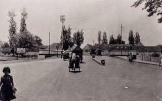 Jalan jembatan loji Pekalongan jaman dulu