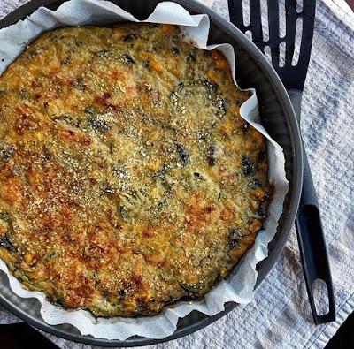 Quiche healthy aux légumes sans pâte charlotte and cooking