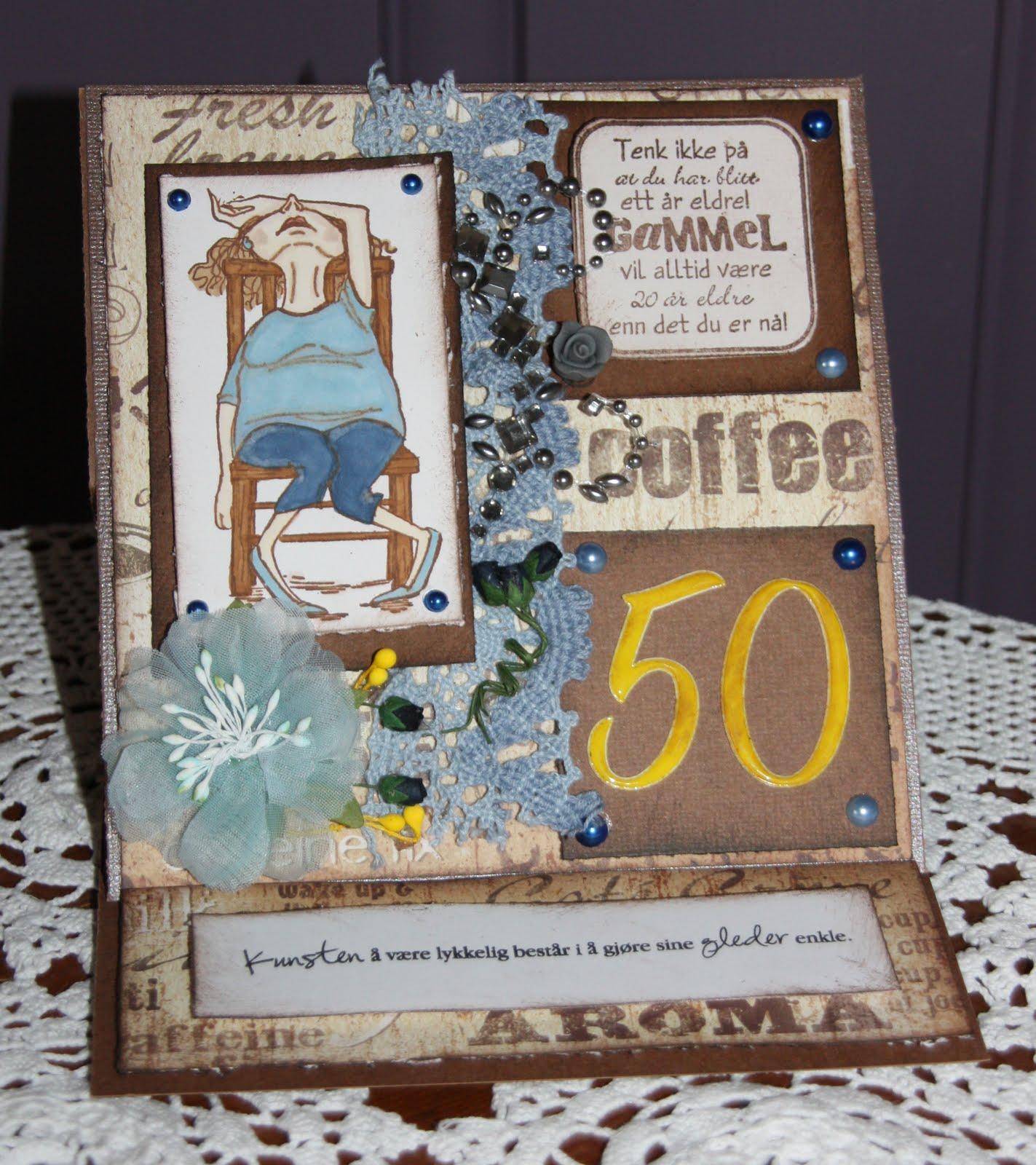 50 år humor Siw sin scrappeverden: 50 år 50 år humor