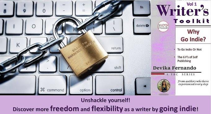 Book Spotlight: Why Go Indie by Devika Fernando
