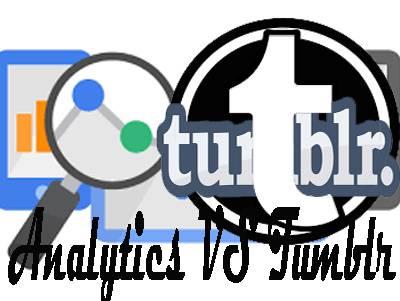 tutorial daftar pasang tracking kode analytics pada blog tumblr