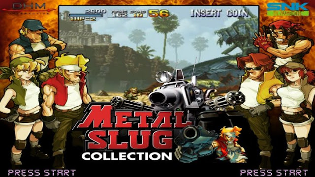 Metal Slug Collection PC Free Download