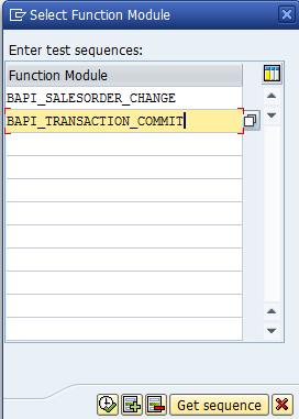 Bapi Function Module