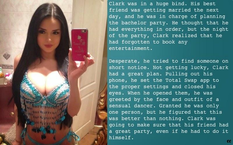 erika s captions saving the party
