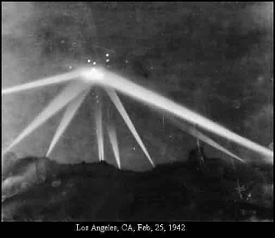 La batalla de los Angeles. Secretos ovnis.