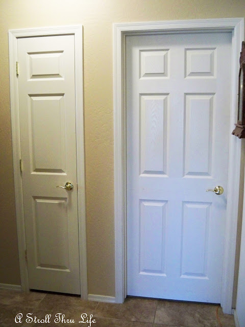 A Stroll Thru Life Maximum Storage In A Small Linen Closet