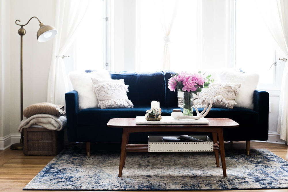 My Never Ending Daydream: A Boho Chic Studio Apartment