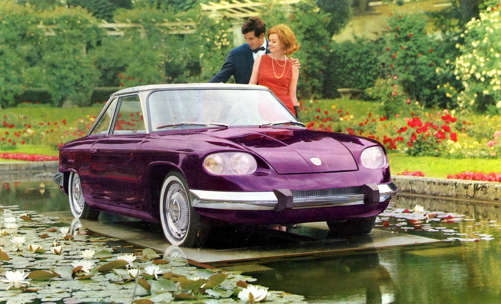 avengers in time 1963 cars panhard 24. Black Bedroom Furniture Sets. Home Design Ideas
