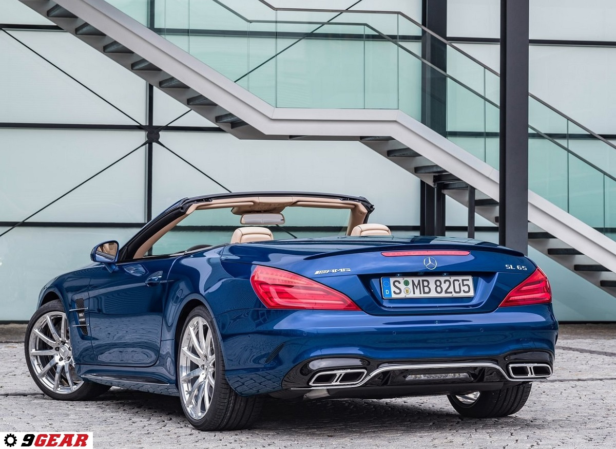 2017 Mercedes-Benz SL65 AMG | Car Reviews | New Car Pictures for ...