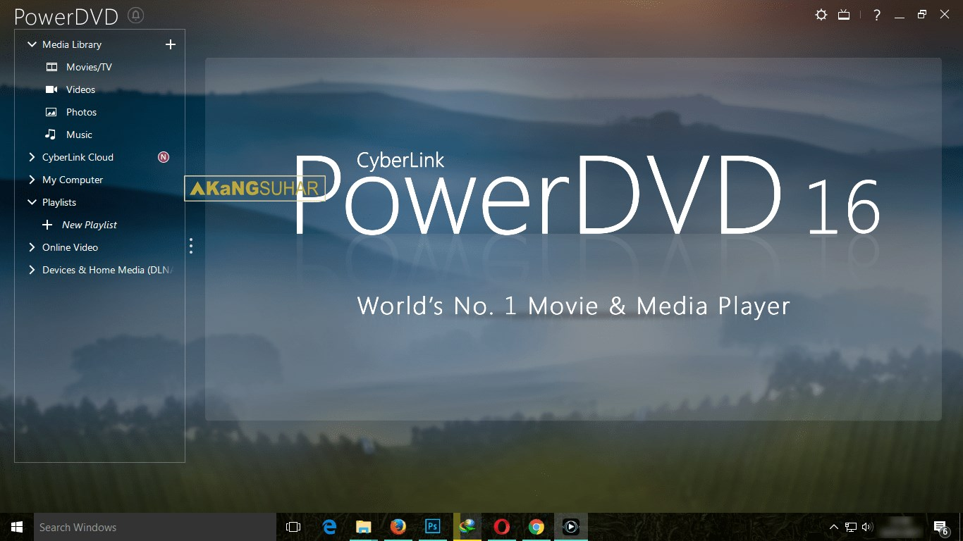 Cyberlink PowerDVD Ultra 16.0.2406.60 Full Version Terbaru