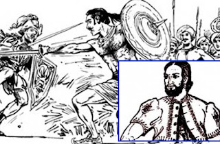 Colonial era traitors as national heroes