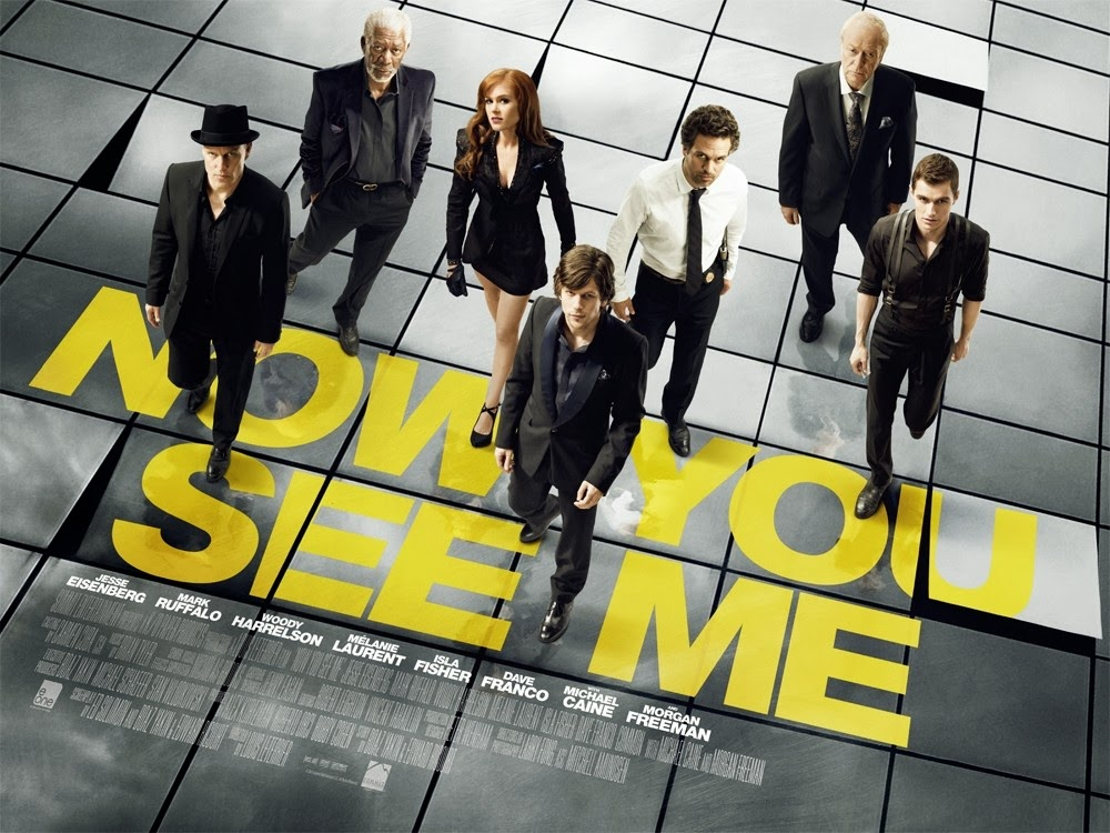 NOW YOU SEE ME - Η ΣΥΜΜΟΡΙΑ ΤΩΝ ΜΑΓΩΝ (2013) ταινιες online seires oipeirates greek subs