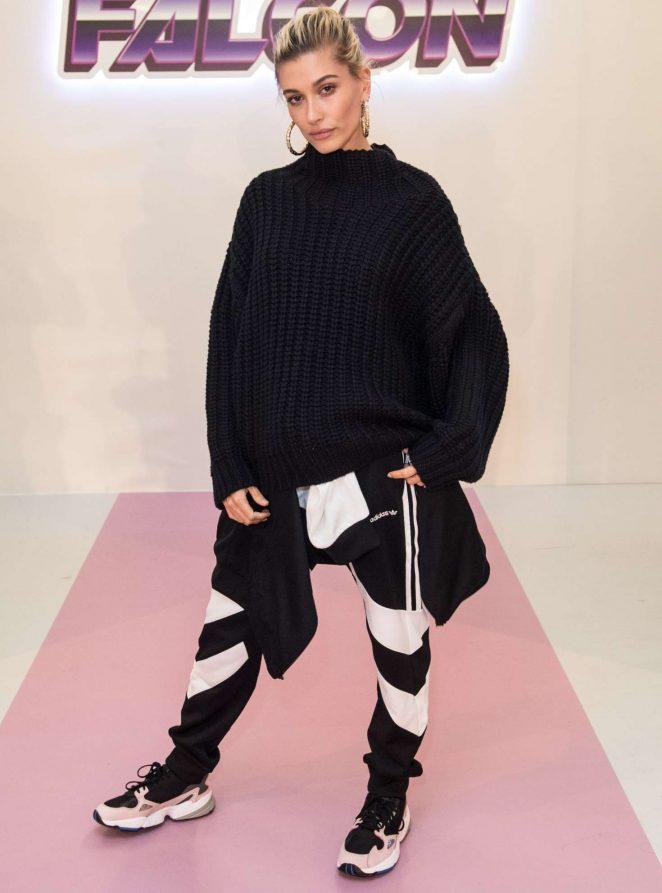 Hailey Baldwin - X Adidas' SS 2019 Show