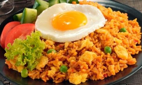 Resep Nasi Goreng Fried Rice Recipe 2016