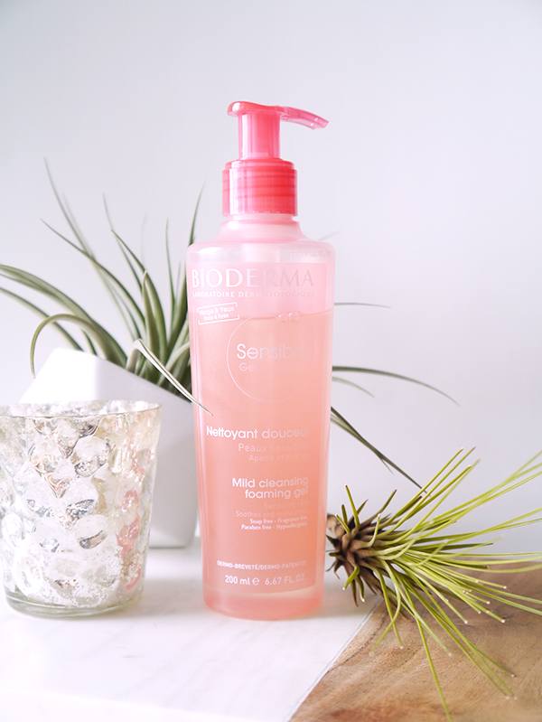 Bioderma mild cleansing foaming gel