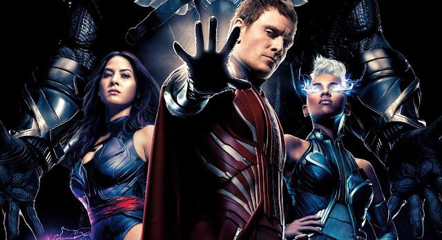 X-Men | Featurette e artes apresentam os Quatro Cavaleiros de Apocalipse