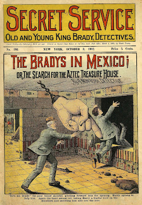Yesterday S Papers The Dime Novel Detectives
