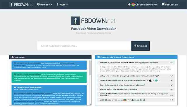 موقع fbdown