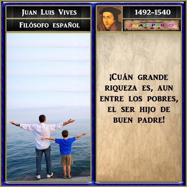 Frases Ilustradas Y Autor Frases Ilustradas Juan Luis Vives