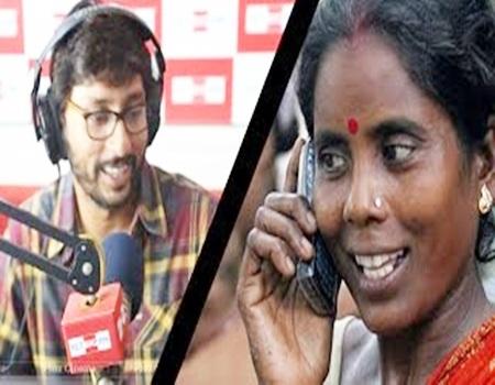 Tamil Funny Talk – RJ Balaji Vs Village Girl