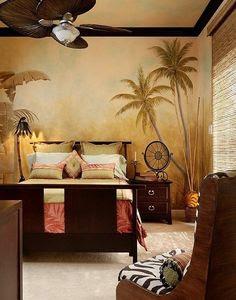 ausgefallene wandgestaltung wohnzimmer