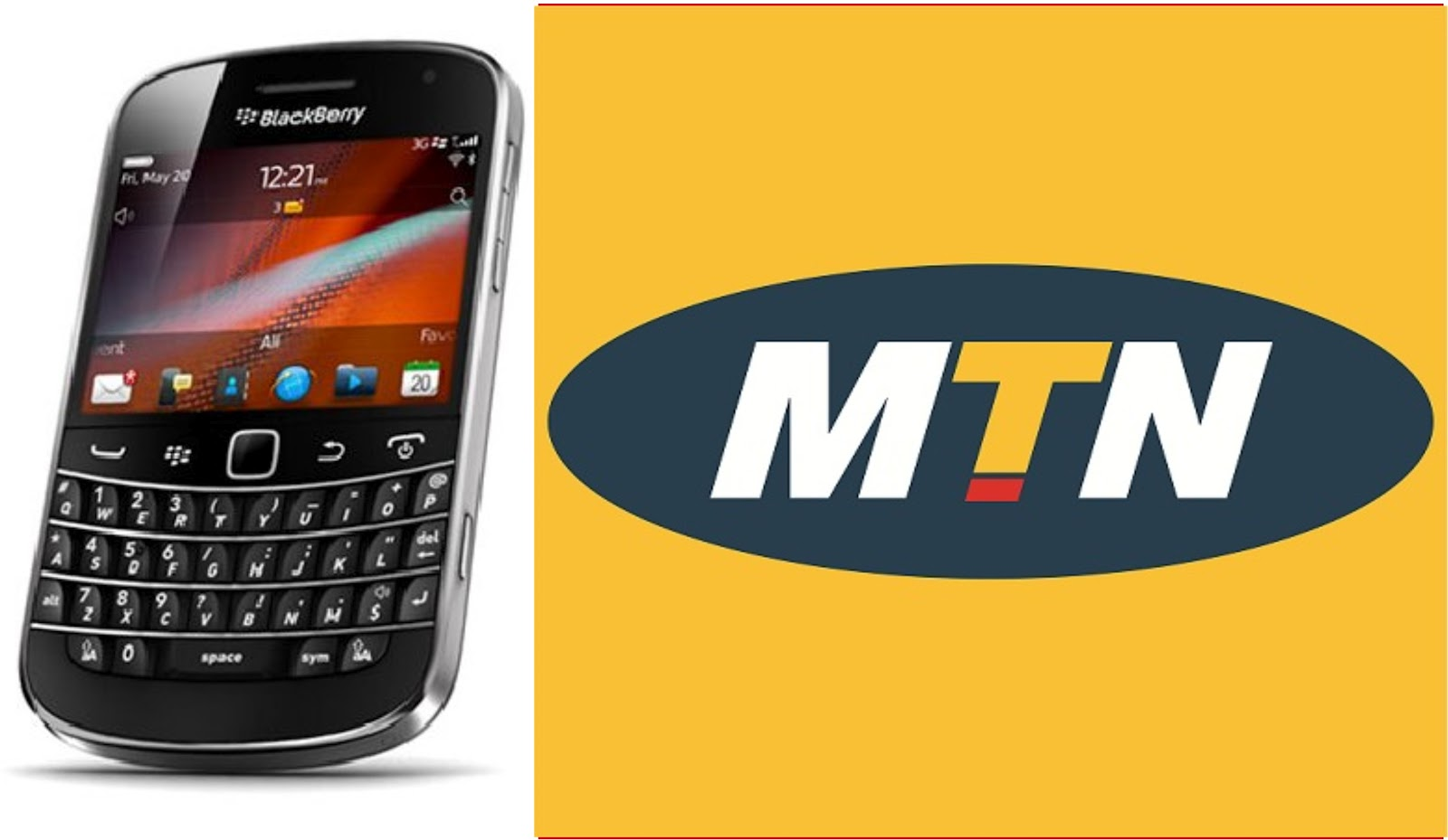 blackberry subscription code for mtn network issues