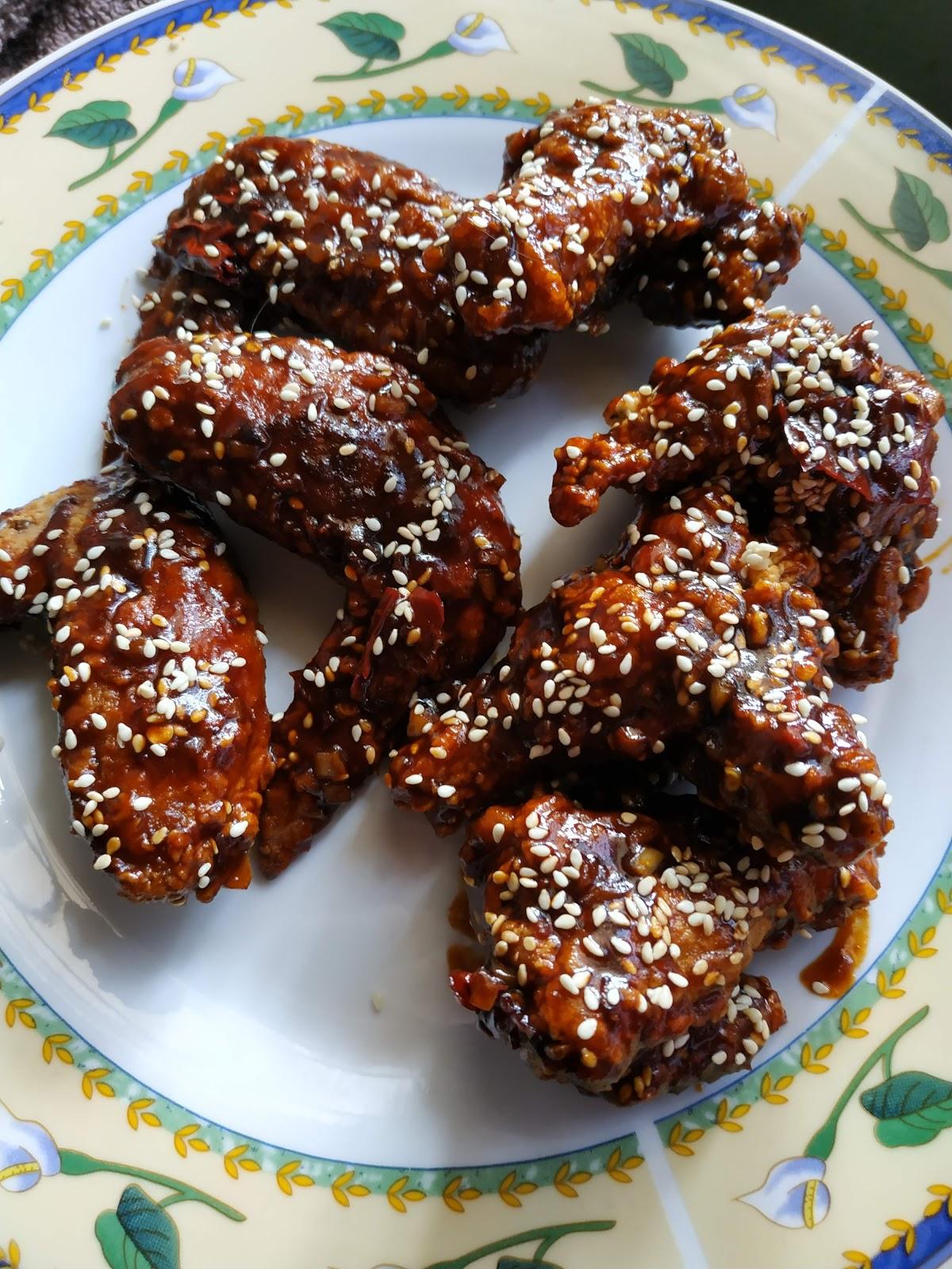 Biskut Soya Resepi Korean Fried Chicken