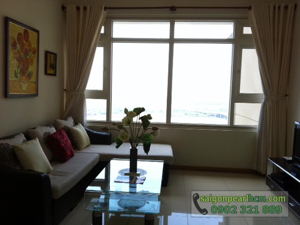 thuê hoặc mua căn hộ Saigon Pearl 2 phòng ngủ 90m2 - hình 3