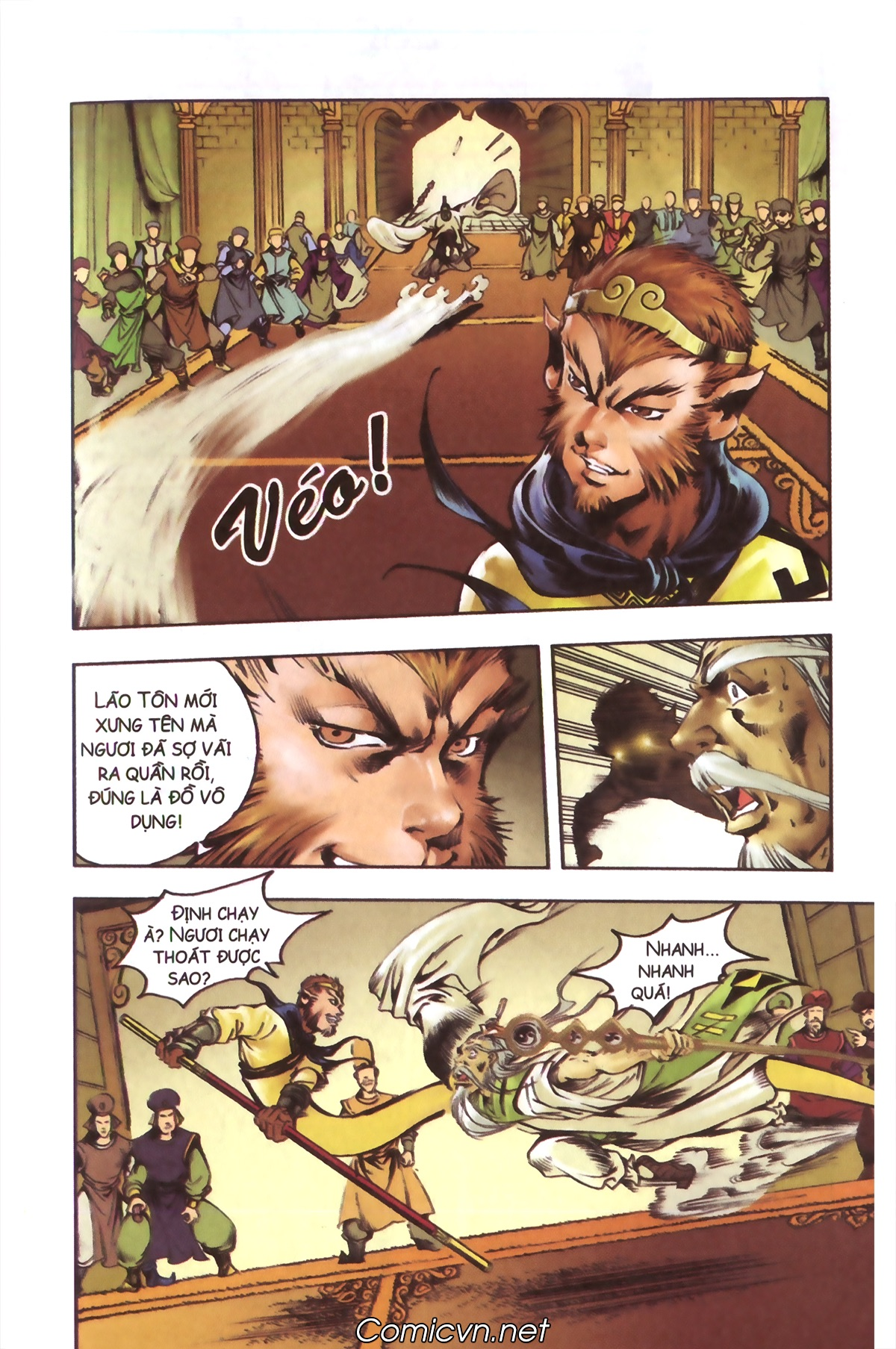 Tây Du Ký màu - Chapter 130 - Pic 17