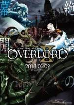overlord anime poster