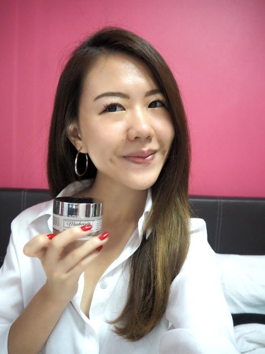 Brightening Moisturizing Cream With Arbutin And Vitamins