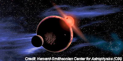 Earth-like Exoplanet Orbiting Nearby Star?