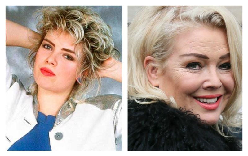 '80s Pop Stars: Then and Now