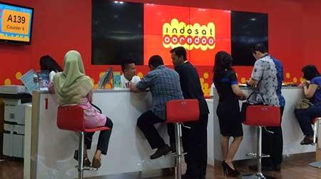 Lokasi Gerai Indosat Ooredoo Kota Denpasar