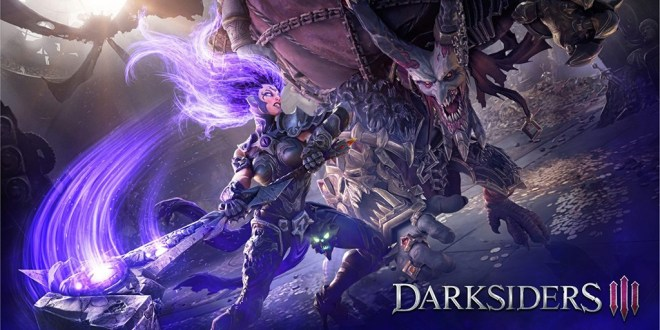 Darksiders III + The Crucible PC Game Download