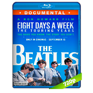 The Beatles: Eight days a week. The touring years (2016) BRRip 720p Audio Dual Latino-Ingles