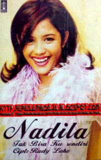 Nadila - Tak Bisa Kusendiri ( Karaoke )