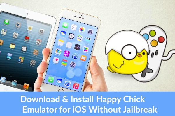 Happy Chick Emulator for iOS
