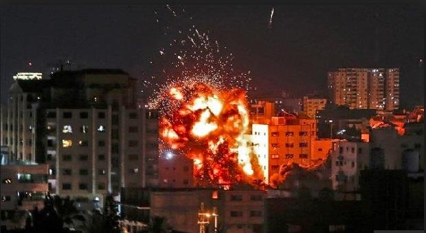 Serangan Israel ke Kantor Berita Turki di Gaza Tuai Banyak Kecaman