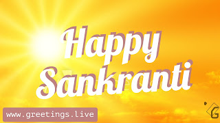 Happy makara Sankranti wishes from greetings.live
