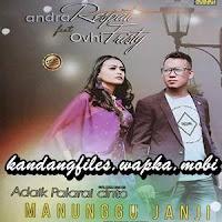 Andra Respati & Ovhi Firsty - Adaik Palarai Cinto (Full Album)