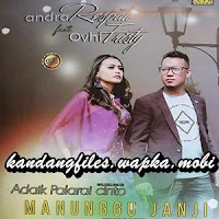 Andra Respati & Ovhi Firsty - Jodoh Rahasio Tuhan (Full Album)