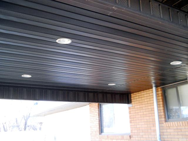 Mountain Rose Construction Soffit And Fascia