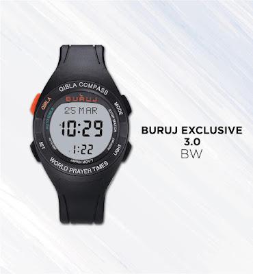 jam tangan solat buruj exclusive 3.0